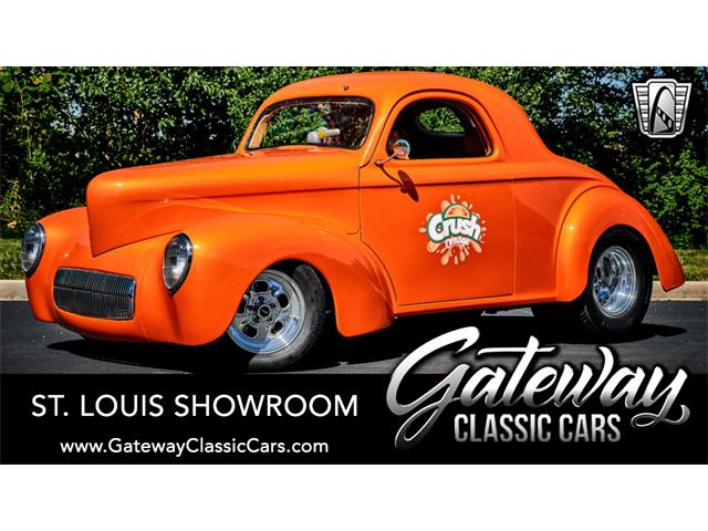 1941 Willys Coupe (CC-1531903) for sale in O'Fallon, Illinois