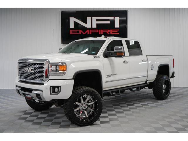 2016 GMC 2500 (CC-1531905) for sale in North East, Pennsylvania