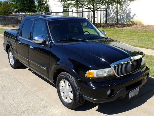 2002 Lincoln Blackwood Pickup (CC-1531909) for sale in Arlington, Texas