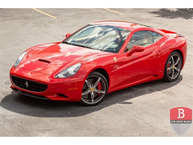 2014 Ferrari California (CC-1531915) for sale in Miami, Florida