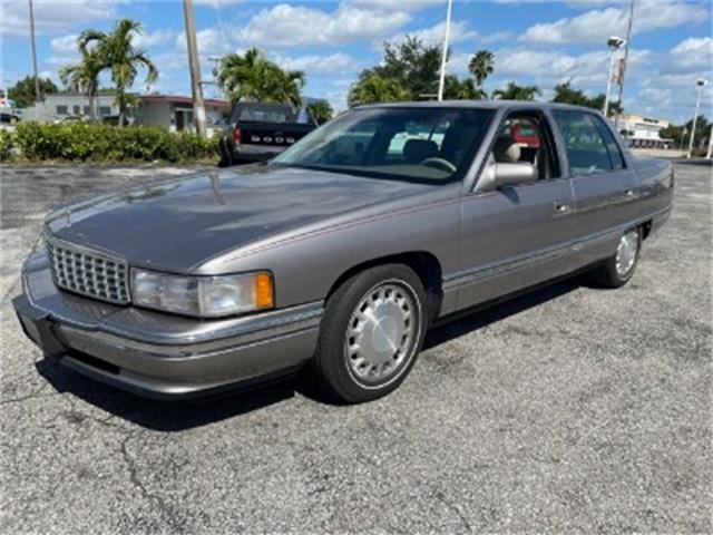 1996 Cadillac DeVille (CC-1531917) for sale in Miami, Florida