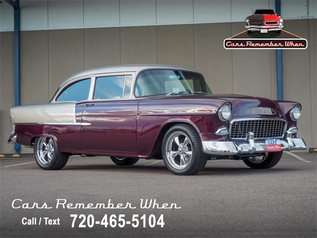 1955 Chevrolet Bel Air (CC-1531920) for sale in Englewood, Colorado