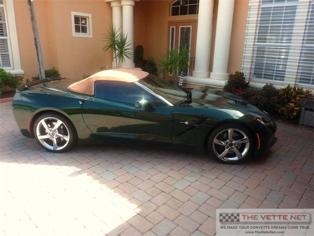 2014 Chevrolet Corvette (CC-1531928) for sale in Sarasota, Florida