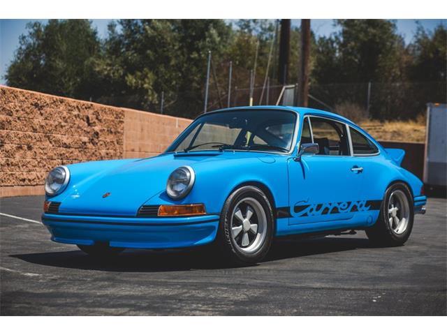 1969 Porsche 911 (CC-1531929) for sale in Fallbrook, California