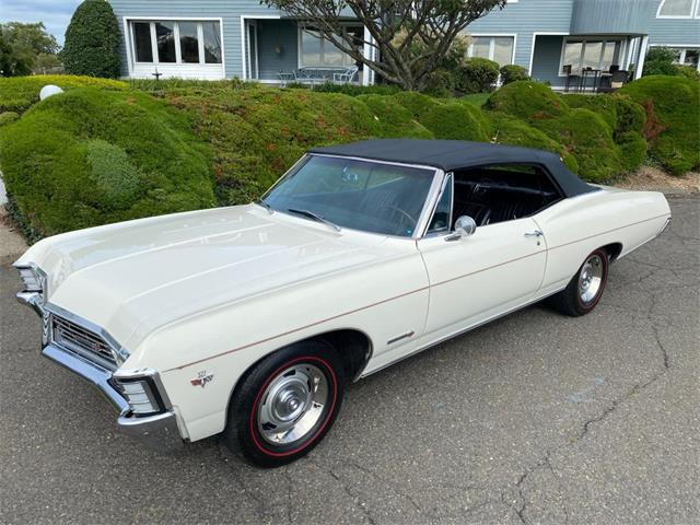 1967 Chevrolet Impala (CC-1531931) for sale in Milford City, Connecticut