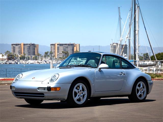 1996 Porsche 993 (CC-1531940) for sale in Marina Del Rey, California