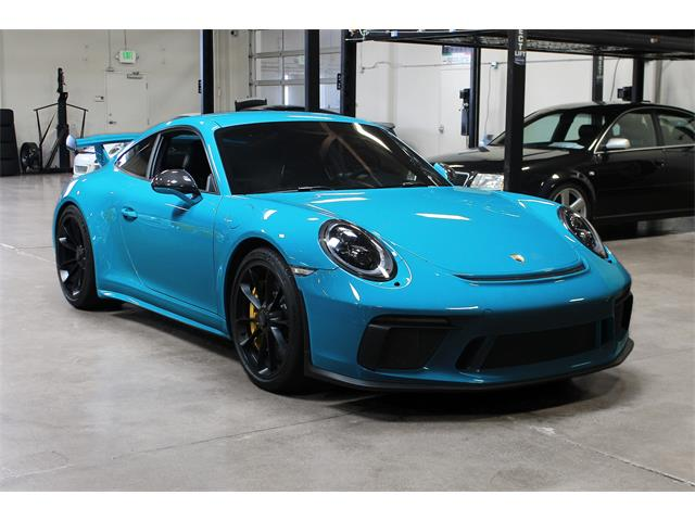 2018 Porsche 911 (CC-1531942) for sale in San Carlos, California