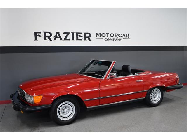 1985 Mercedes-Benz 380 (CC-1531959) for sale in Lebanon, Tennessee