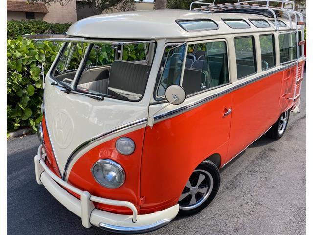 1972 Volkswagen Vanagon (CC-1531963) for sale in Boca Raton, Florida