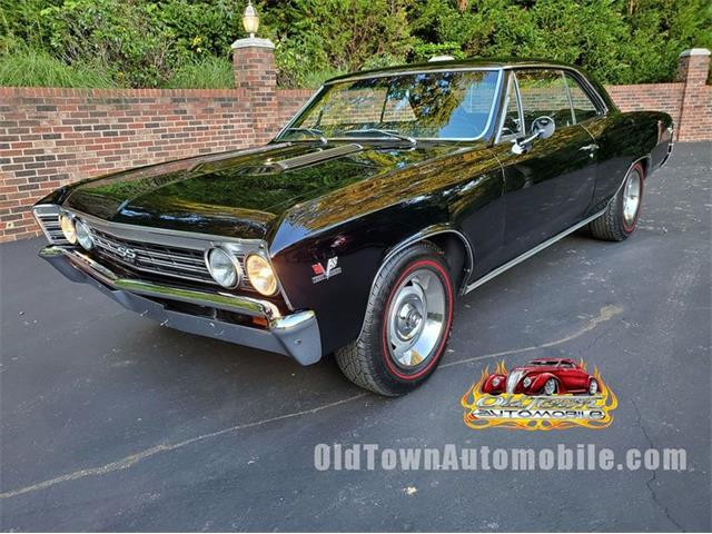 1967 Chevrolet Chevelle (CC-1531965) for sale in Huntingtown, Maryland