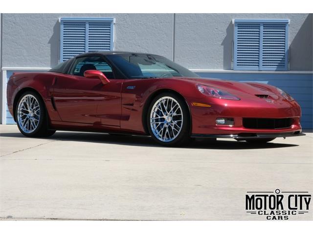 2010 Chevrolet Corvette (CC-1531973) for sale in Vero Beach, Florida
