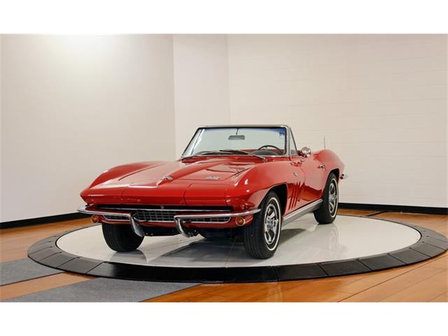 1966 Chevrolet Corvette (CC-1530198) for sale in Springfield, Ohio