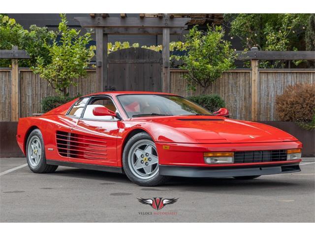 1991 Ferrari Testarossa (CC-1531980) for sale in San Diego, California