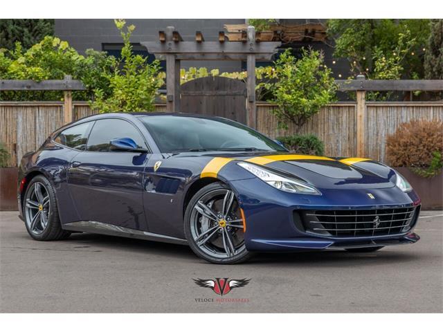 2017 Ferrari GTC4 Lusso (CC-1531981) for sale in San Diego, California