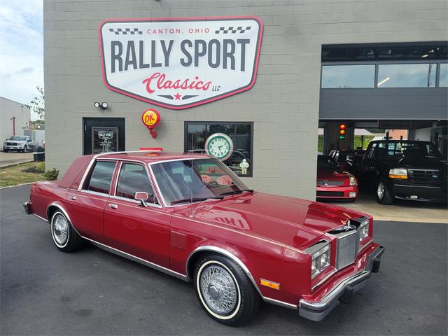 1984 Chrysler Fifth Avenue (CC-1531983) for sale in Canton, Ohio