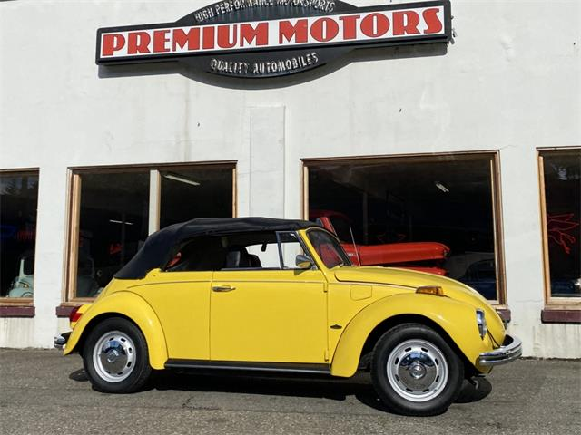 1971 Volkswagen Super Beetle (CC-1531987) for sale in Tocoma, Washington