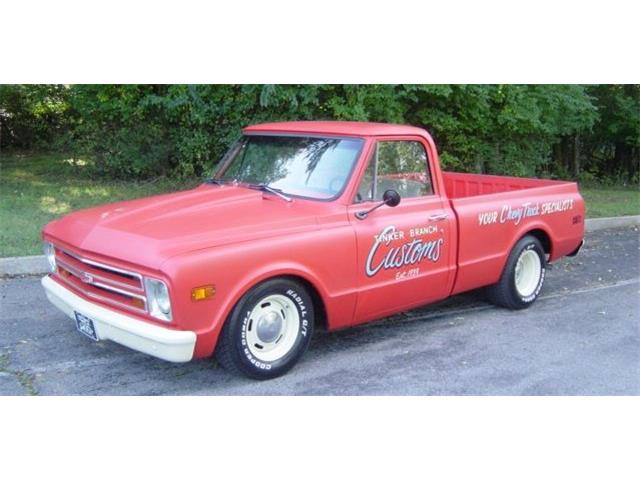 1968 Chevrolet C10 (CC-1531990) for sale in Hendersonville, Tennessee