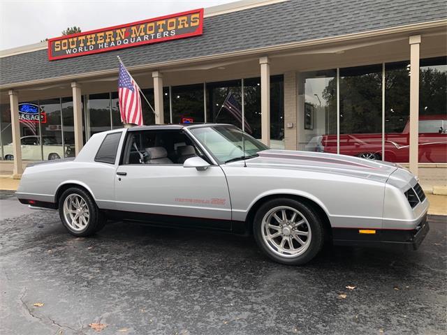 1986 Chevrolet Monte Carlo SS (CC-1531994) for sale in CLARKSTON, Michigan