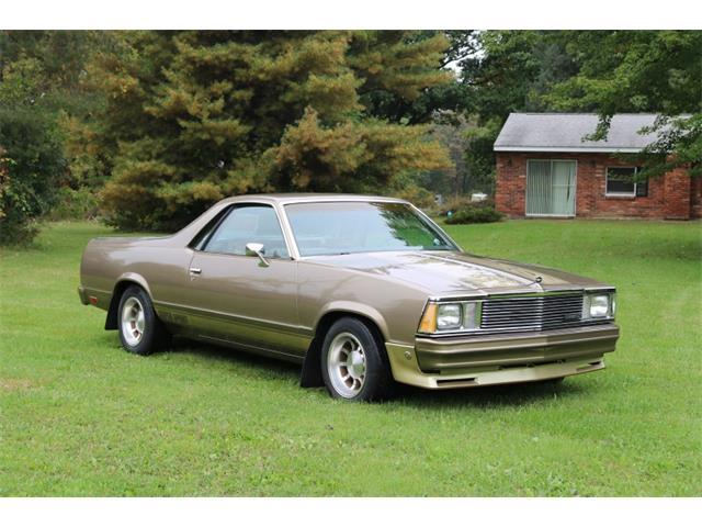 1981 Chevrolet El Camino (CC-1531999) for sale in Birch Run, Michigan