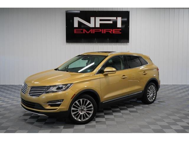 2015 Lincoln MKC (CC-1530200) for sale in North East, Pennsylvania