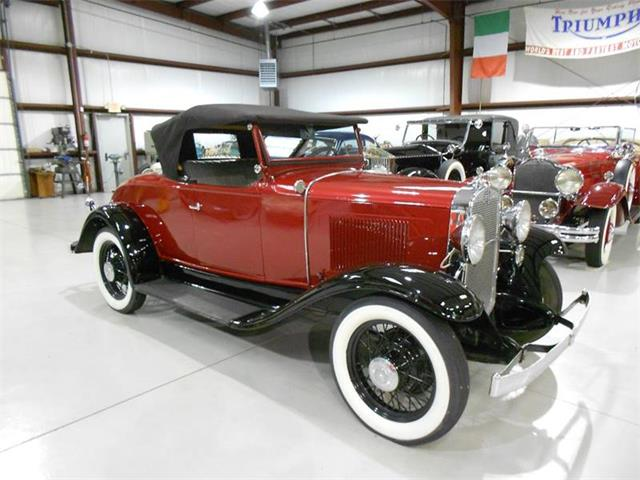 1931 Chevrolet Street Rod (CC-1532001) for sale in Leeds, Alabama