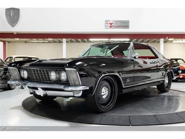 1964 Buick Riviera (CC-1532007) for sale in Rancho Cordova, CA, California