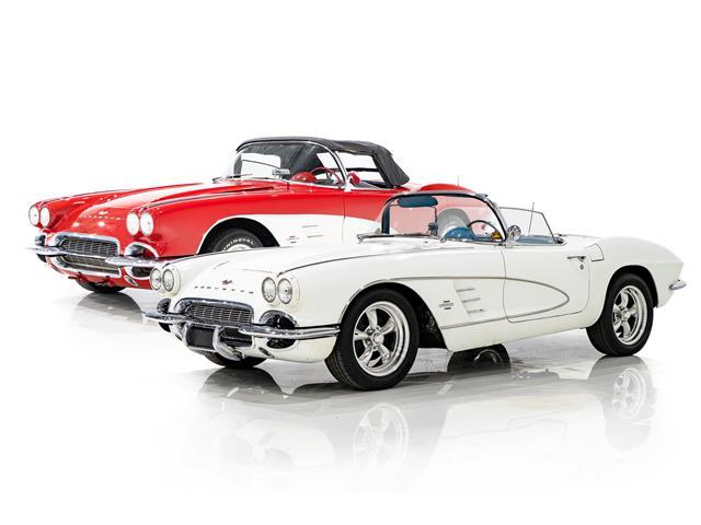 1961 Chevrolet Corvette (CC-1532010) for sale in st-leonard, Quebec