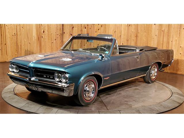 1964 Pontiac Tempest (CC-1532012) for sale in Lebanon, Missouri