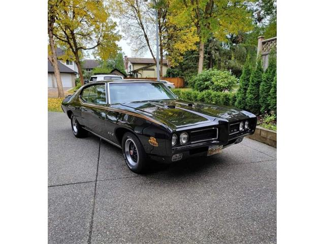 1969 Pontiac GTO (CC-1532015) for sale in Port moody, British Columbia