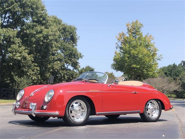1957 Porsche 356 (CC-1532016) for sale in Alpharetta, Georgia
