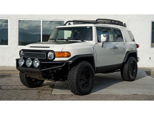 2014 Toyota FJ Cruiser (CC-1532020) for sale in Salt Lake City, Utah