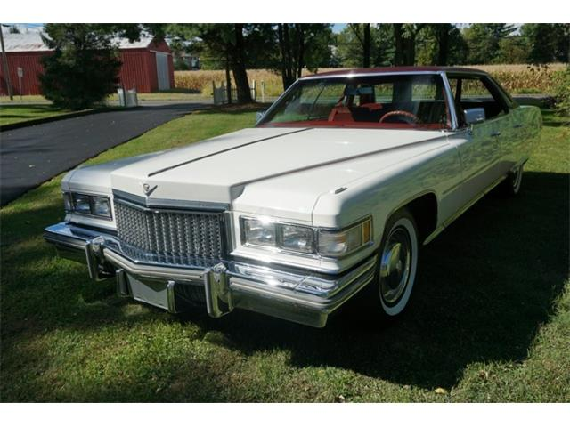 1975 Cadillac DeVille (CC-1532022) for sale in Monroe Township, New Jersey