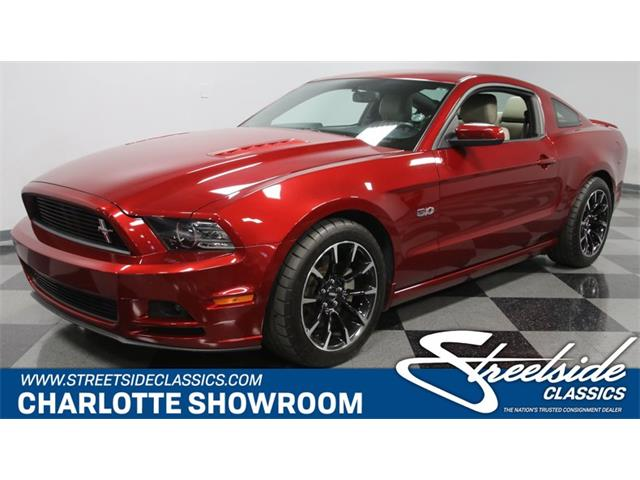2014 Ford Mustang (CC-1532033) for sale in Concord, North Carolina
