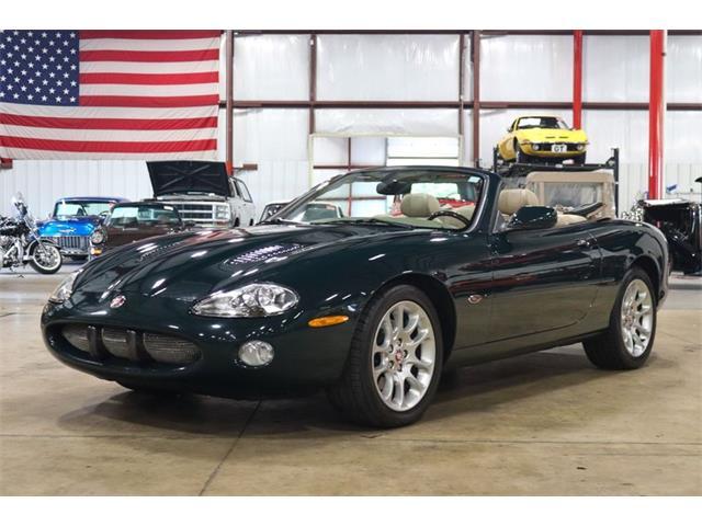 2002 Jaguar XKR (CC-1532036) for sale in Kentwood, Michigan