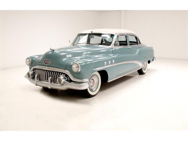 1952 Buick Series 50 (CC-1532038) for sale in Morgantown, Pennsylvania