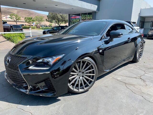 2015 Lexus RC F (CC-1530204) for sale in Thousand Oaks, California