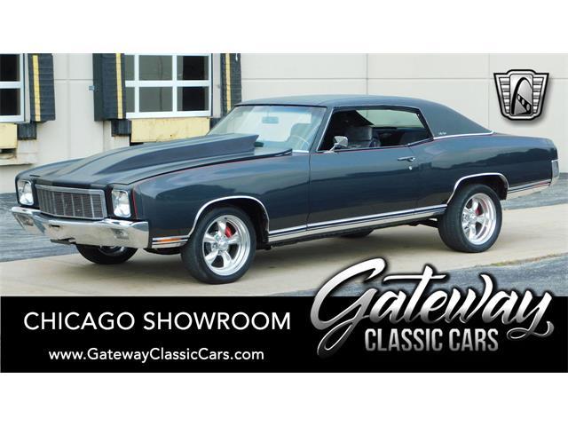 1971 Chevrolet Monte Carlo (CC-1532044) for sale in O'Fallon, Illinois