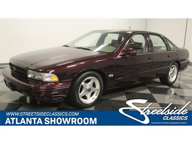 1996 Chevrolet Impala (CC-1532046) for sale in Lithia Springs, Georgia