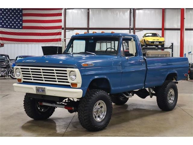 1967 Ford F250 (CC-1532048) for sale in Kentwood, Michigan