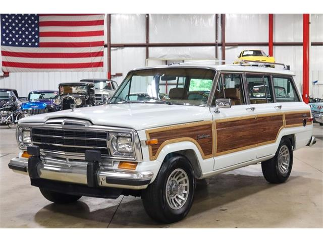 1988 Jeep Grand Wagoneer (CC-1532055) for sale in Kentwood, Michigan