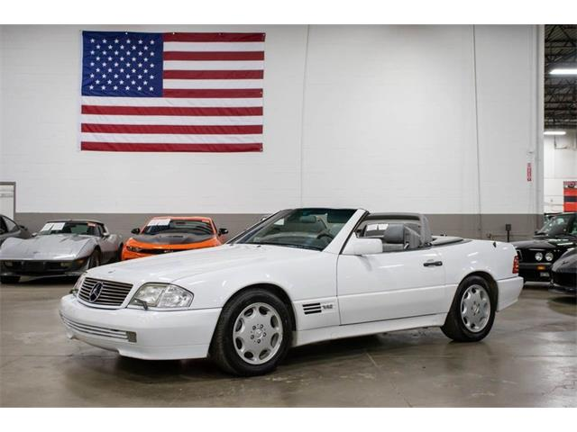 1993 Mercedes-Benz 600SL (CC-1532065) for sale in Kentwood, Michigan