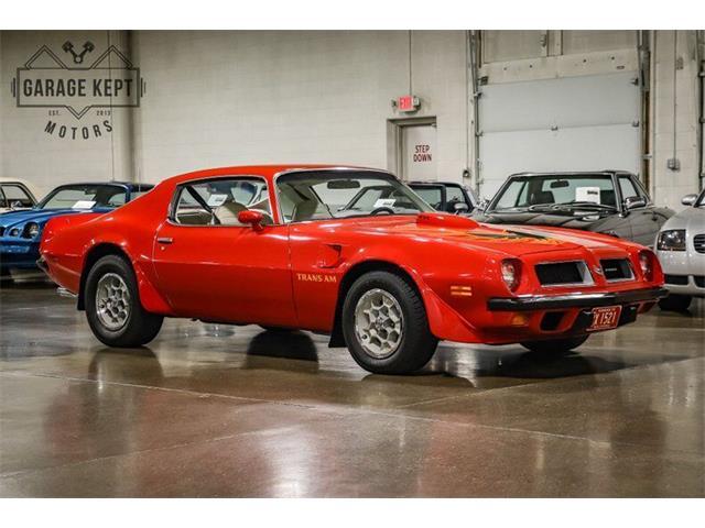 1974 Pontiac Firebird (CC-1532067) for sale in Grand Rapids, Michigan
