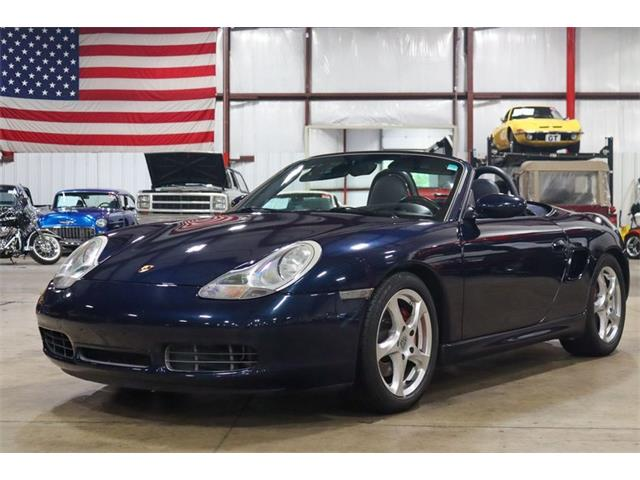 2000 Porsche Boxster (CC-1532069) for sale in Kentwood, Michigan