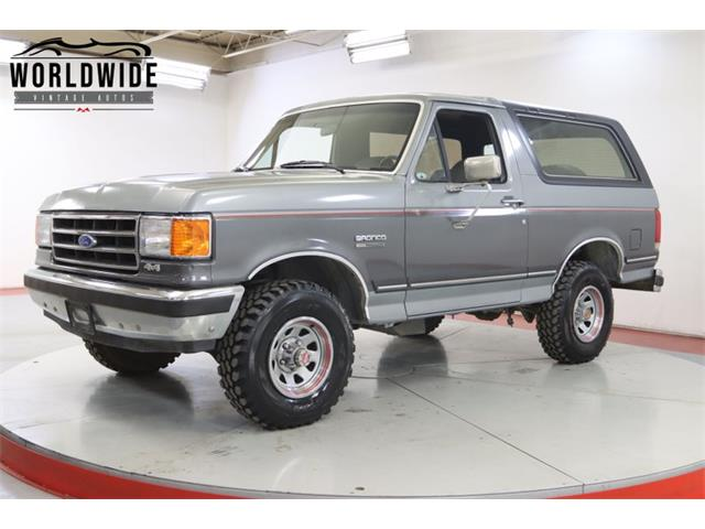 1989 Ford Bronco (CC-1532071) for sale in Denver , Colorado