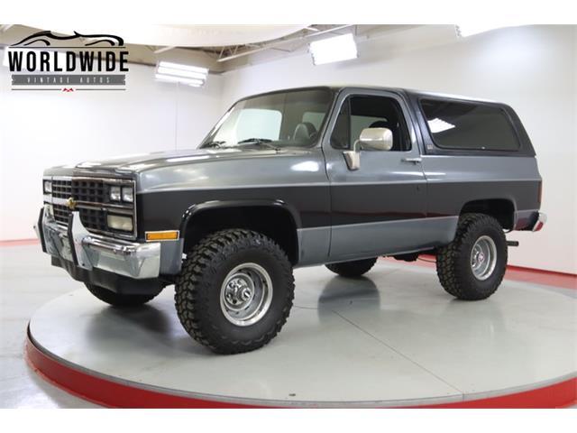 1989 Chevrolet Blazer (CC-1532074) for sale in Denver , Colorado