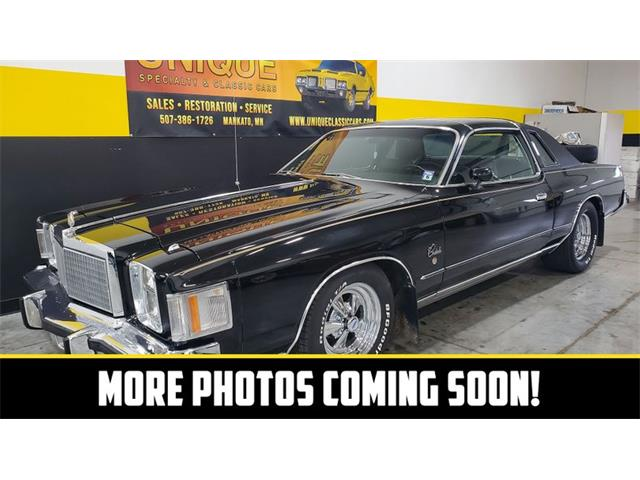 1978 Chrysler Cordoba (CC-1532078) for sale in Mankato, Minnesota