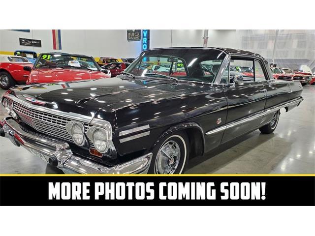 1963 Chevrolet Impala (CC-1532082) for sale in Mankato, Minnesota