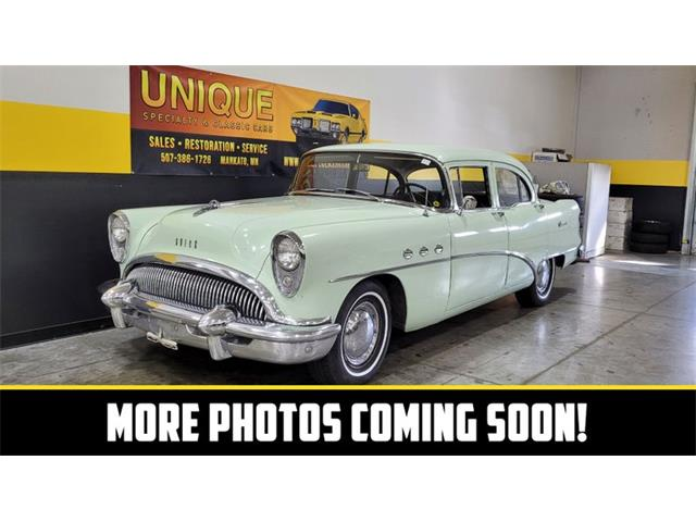 1954 Buick Special (CC-1532084) for sale in Mankato, Minnesota