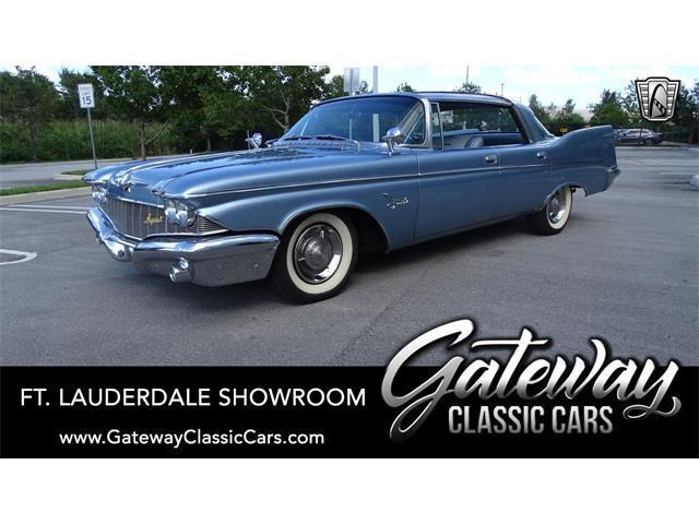 1960 Chrysler Imperial (CC-1532085) for sale in O'Fallon, Illinois