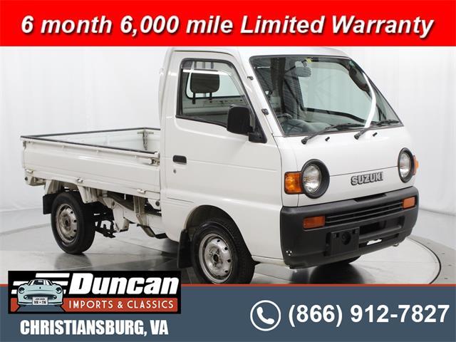 1996 Suzuki Carry (CC-1532093) for sale in Christiansburg, Virginia